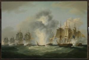 Sartorius, Four Frigates, Treasure ships BHC0535