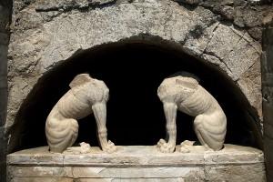 Esfinges de la Tumba de Anfípolis