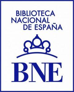 Logo Bbiblioteca Nacional de España